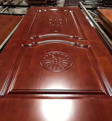 橡胶木门生产工艺