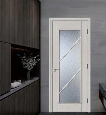 福建实木玻璃门定制