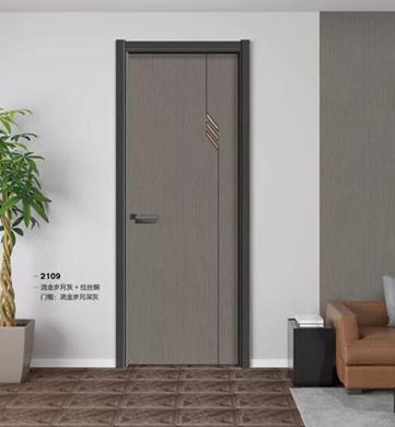 輕奢臥室門
