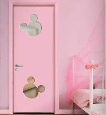 儿童房间门定制