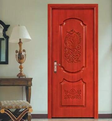 实木卧室门